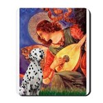 Mandolin / Dalmatian #1 Mousepad