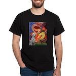 Mandolin / Dalmatian #1 Dark T-Shirt