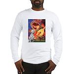 Mandolin / Dalmatian #1 Long Sleeve T-Shirt