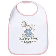 It's My First Easter Bunny Bib