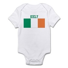 Kiely (ireland flag) Infant Bodysuit