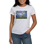 Lilies / Dalmatian #1 Women's T-Shirt
