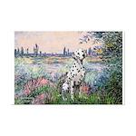 Seine / Dalmatian #1 Mini Poster Print