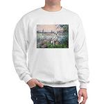 Seine / Dalmatian #1 Sweatshirt
