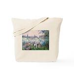 Seine / Dalmatian #1 Tote Bag