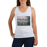Seine / Dalmatian #1 Women's Tank Top