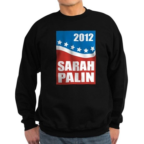Palin Red White Blue Sweatshirt (dark)