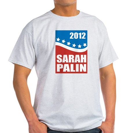 Palin Red White Blue Light T-Shirt