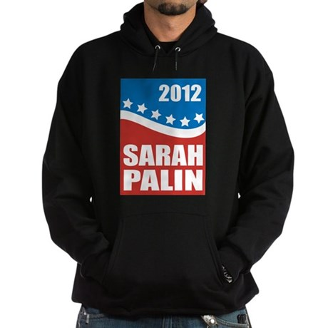 Palin Red White Blue Hoodie (dark)