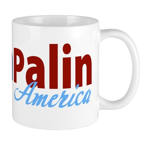 Sarah Palin for America Mug