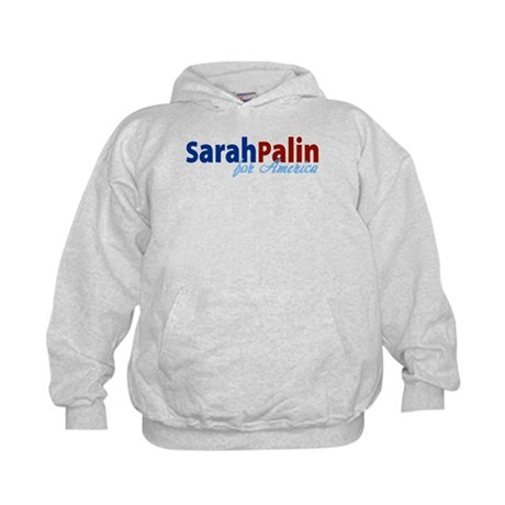 Sarah Palin for America Kids Hoodie