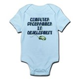 future computer programmer Infant Bodysuit