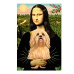 Mona / Lhasa Apso #9 Postcards (Package of 8)