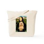 Mona / Lhasa Apso #9 Tote Bag