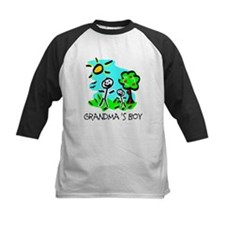 Grandma's Boy (Stick Figure) Tee
