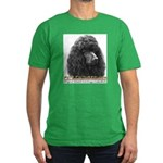 Pets Pictured.com Promo Men's Fitted T-Shirt (dark