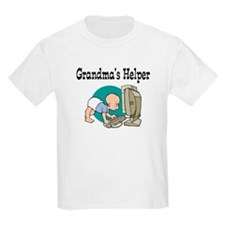 Grandma's Helper (Computer) T-Shirt