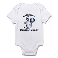 Grandma's Bowling Buddy Infant Bodysuit