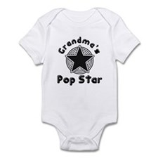 Grandma's Pop Star Infant Bodysuit