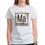 Mathematician Retro Women's T-Shirt