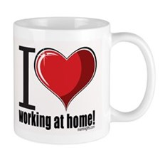 I love working from home Mug