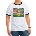 Lilies / Lhasa Apso #9 Ringer T