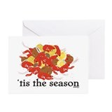Crawfish Season Greeting Cards (Pk of 10)