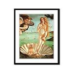 Venus / Lhasa Apso #9 Framed Panel Print