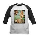 Venus / Lhasa Apso #9 Kids Baseball Jersey