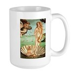 Venus / Lhasa Apso #9 Large Mug