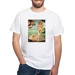 Venus / Lhasa Apso #9 White T-Shirt