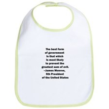 James Monroe Quotation Bib