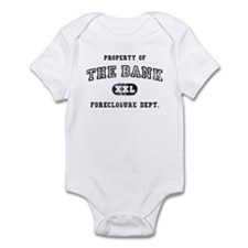 Foreclosure Infant Bodysuit