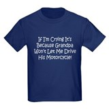 Drive My Grandpas Motorcycle T