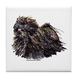 Puli 2 Tile Coaster