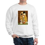 Kiss / Lhasa Apso #4 Sweatshirt