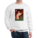 Angel / Lhasa Apso #4 Sweatshirt
