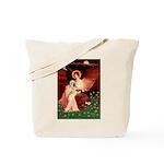 Angel / Lhasa Apso #4 Tote Bag