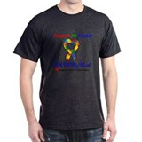 Autism ISupportMy Cousin T-Shirt