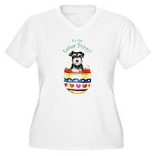 Easter Miniature Schnauzer T-Shirt