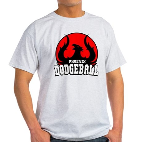 Phoenix Dodgeball Light T-Shirt