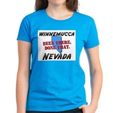 winnemucca nevada - been there, done that Tee