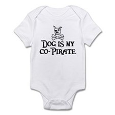 Co-Pirate Infant Bodysuit