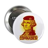 "Welcome to Amerika! 2.25"" Button (100 pack)"