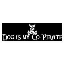 Co-Pirate Bumper Sticker (10 pk)