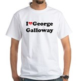 I Love Galloway Shirt