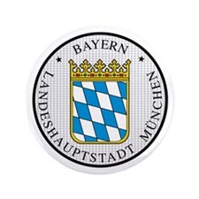 "Munich / Munchen 3.5"" Button"