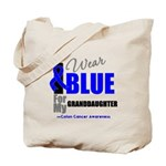IWearBlue Granddaughter Tote Bag