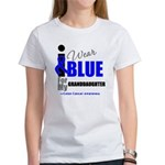 IWearBlue Granddaughter Women's T-Shirt