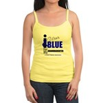 IWearBlue Granddaughter Jr. Spaghetti Tank